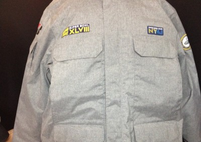 Bridgestone Jackets Front View