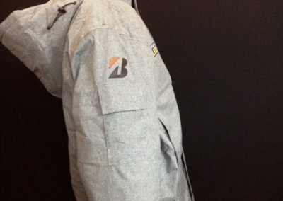 Bridgestone Jackets Side View
