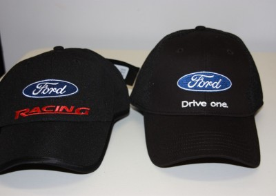Ford Indirect Embroidery